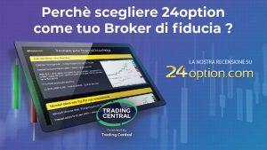 Trading Central Servizio Segnali 24Option