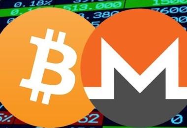 Duopolio Monero-Bitcoin