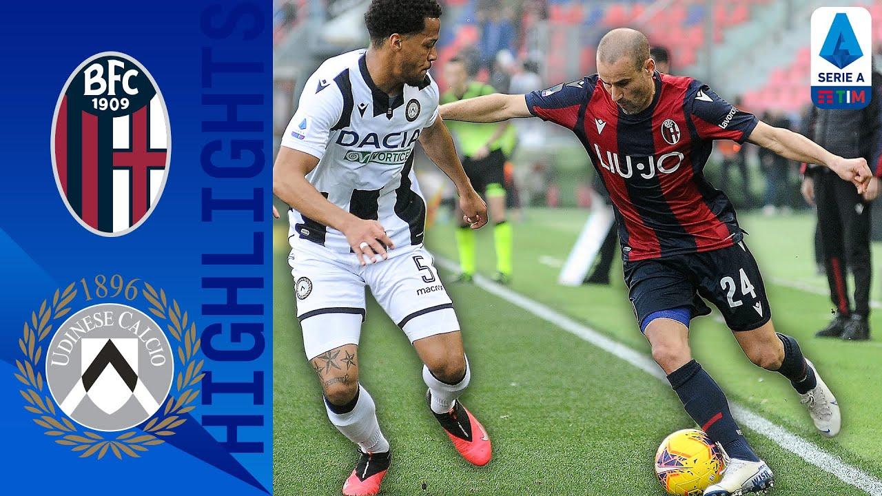 Serie A Bologna-Udinese 1-1. Un pareggio che va stretto alla squadra di Mihajlovic