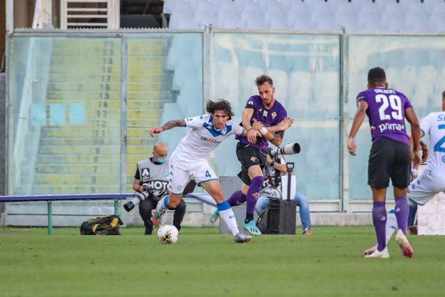 Fiorentina-Brescia 1-1 un pareggio giusto che serve a poco per la salvezza.
