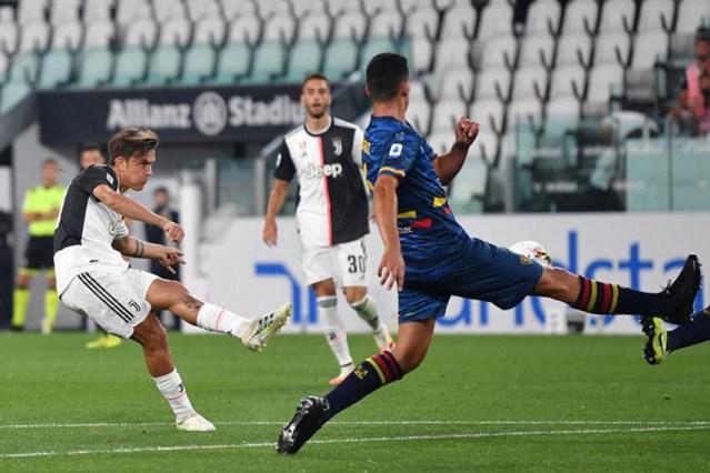 Serie A Juventus-Lecce 4-0. I bianconeri allungano +7 sulla Lazio