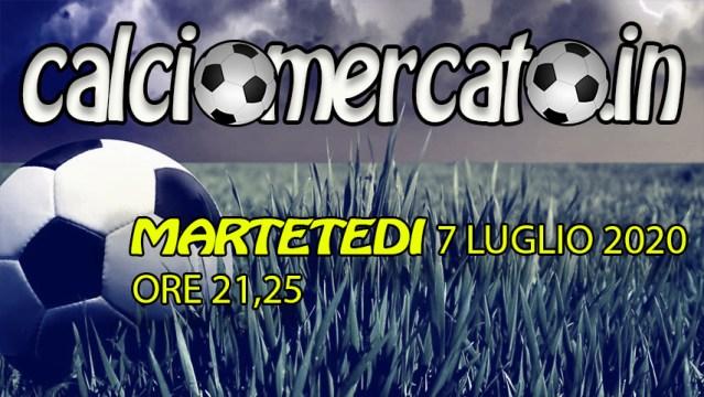 Calciomercato.in da martedì 7 luglio 2020 nuova programmazione