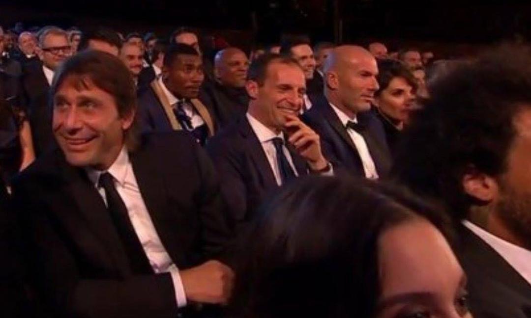 Panchine girevoli: Out Conte In Allegri. La Juve saluta il Sarrismo ed abbraccia Zizou.