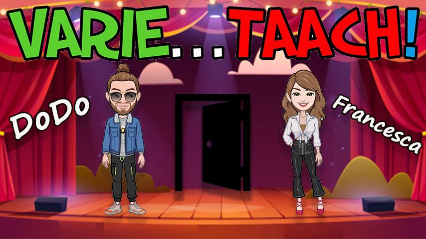 Varie...Taach! Un nuovo programma in onda sui canali della Crisal Fashion