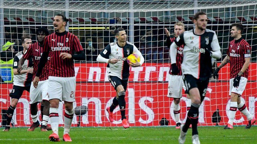 Milan-Juventus. Vietato sbagliare per Pirlo e company