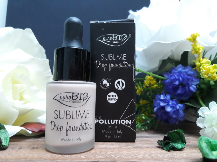 Sublime Drop Foundation PuroBio
