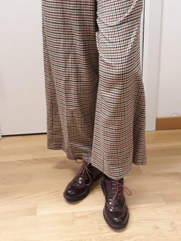 I Pantaloni Culotte - che passione!