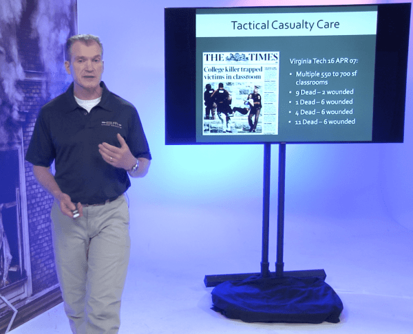 Crisis Training for Teachers | First Aid, Shooter Response ...