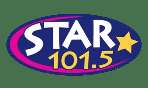 Star 101.5 Logo