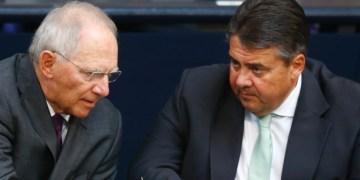 Ο Σόιμπλε αδειάζει τον Γκάμπριελ για Ελλάδα 1