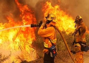 Μεγάλη φωτιά στη Χίο 26