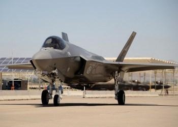 Phoenix, USA 20170629.Torsdag kveld norsk tid landet det siste F-35 flyet på Luke Air Force base, som skal brukes til trening av norske mannskaper i USA. Foto: US Air Force / NTB scanpix