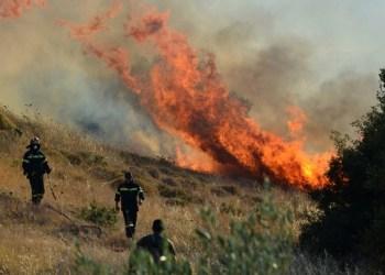 Φωτιά, πυροσβέστες