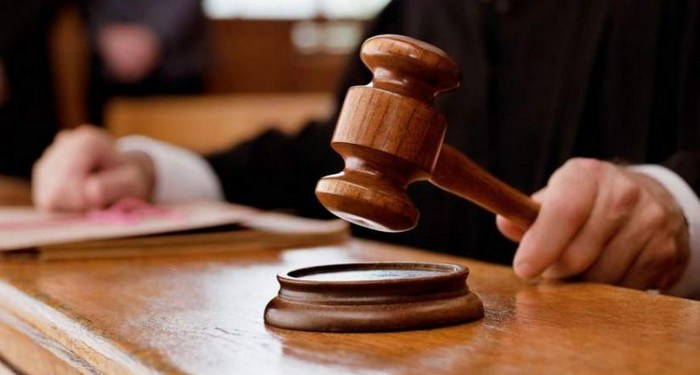 Κλειστά έως τις 10 Απριλίου τα Δικαστήρια 21