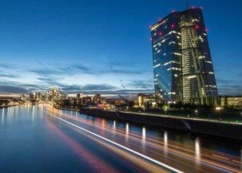 Το κεντρικό κτίριο της ΕΚΤ