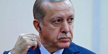 Turkish President Recep Tayyip Erdogan visits Sochi