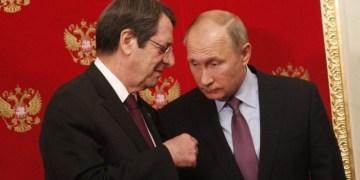 Ο Αναστασιάδης ζήτησε από τον Πούτιν να βάλει χαλινάρι στον Ερντογάν 1