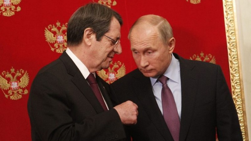 Ο Αναστασιάδης ζήτησε από τον Πούτιν να βάλει χαλινάρι στον Ερντογάν 24