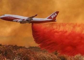 Boeing 747 supertanker αγόρασε η Βολιβία για να σβήσει τη φωτιά στον Αμαζόνιο 29