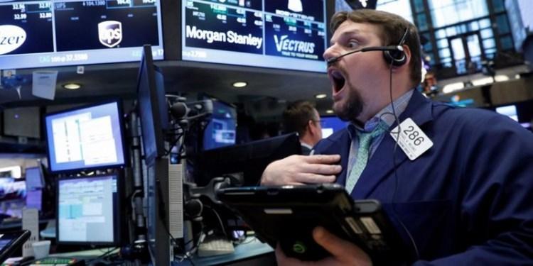trader, χρηματιστής