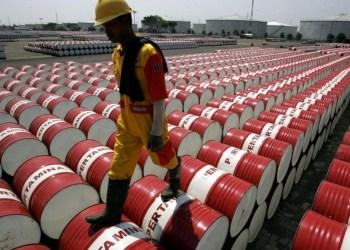 Βαρέλια πετρελαίου