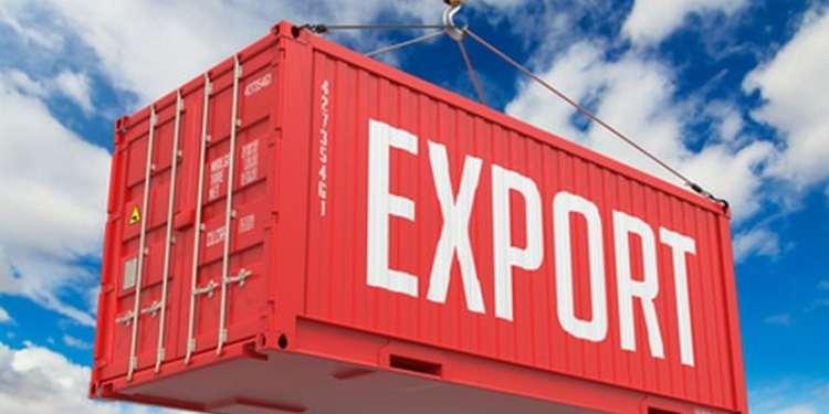Exports, εξαγωγές, Container
