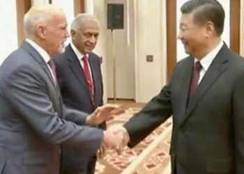 Ο ΓΑΠ συνάντησε τον πρόεδρο της Κίνας... 31