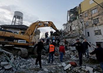 Ισχυρός σεισμός στη Βοσνία, 7 οι νεκροί στην Αλβανία 26