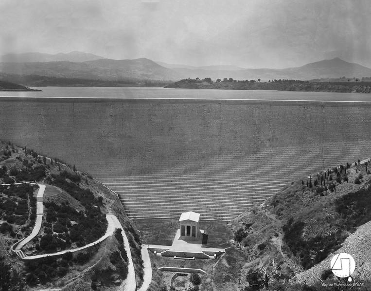 """90 χρόνια Φράγμα του Μαραθώνα: Η ΕΥΔΑΠ ξετυλίγει την ιστορία στον """"Ελληνικό Κόσμο"""" 24"""