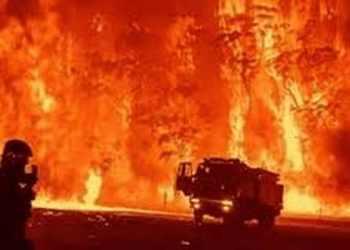 Φωτιά στην Αυστραλία