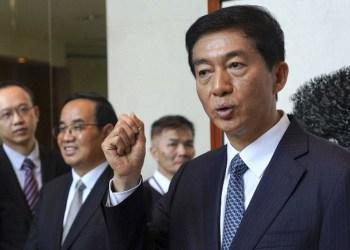 Luo Huining, ο νέος επικεφαλής του γραφείου συνδέσμου με την κεντρική κυβέρνηση στο Χονγκ Κονγκ