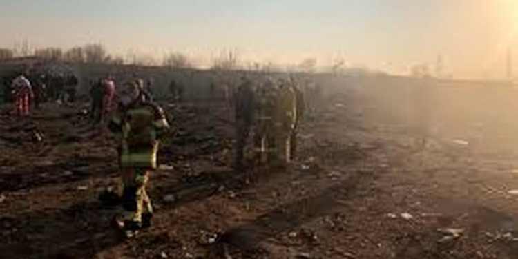ΗΠΑ-Ιράκ: Πύραυλος κατέρριψε το ουκρανικό Boeing στο Ιράν 22