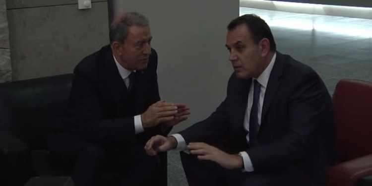 Ρεκόρ προκλήσεων από την Τουρκία στο Αιγαίο, μετά τη συνάντηση Ακάρ-Παναγιωτόπουλου 22