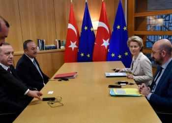 Διπολικό σύνδρομο στις σχέσεις Ιταλίας, Γερμανίας και ΗΠΑ με τον Ερντογάν 24