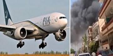 Πακιστάν: Airbus με 107 επιβαίνοντες έπεσε σε κατοικημένη περιοχή 1