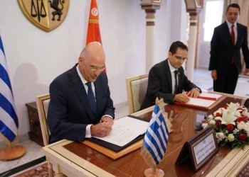 """Ο Δένδιας στην Τυνησία για να σπάσει τις τουρκικές """"άγκυρες"""" 27"""