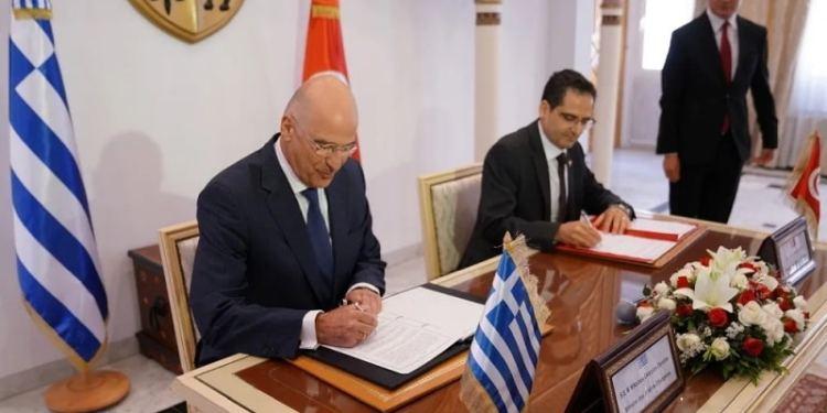 Τυνησία: Ο Δένδιας πήρε συμφωνία για μεταφορές. Ούτε λέξη για την Τουρκία 23