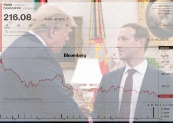 Τα κολλητιλίκια Τραμπ-Ζούκι στοιχίζουν 48 δισ. στους μετόχους του Facebook! 23