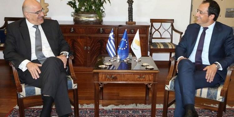 Συνάντηση Δένδια με Κύπριο ΥΠΕΞ για την Τουρκία και ταξίδι-αστραπή στη Λιβύη 22