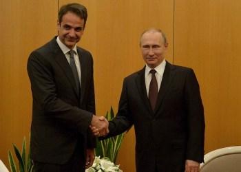 Ο Μητσοτάκης ενημερώνει τους πολιτικούς αρχηγούς για Τουρκία και Σύνοδο Κορυφής 29