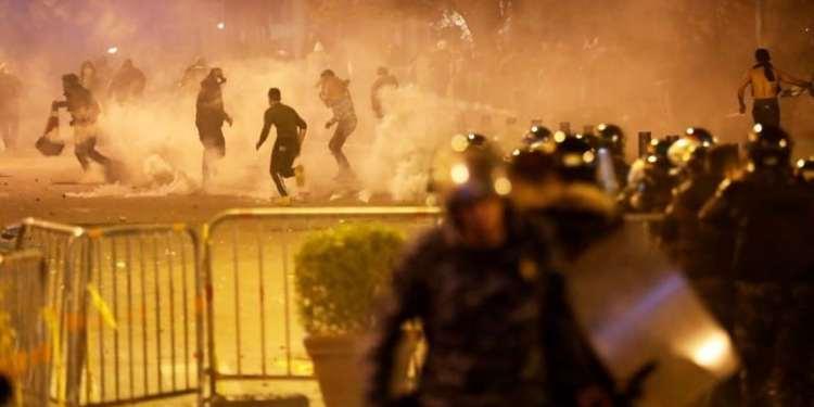 Ταραχές στον Λίβανο