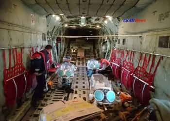 Αεροδιακομιδή με C-130