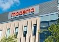 Moderna Building, Κτίριο της Moderna