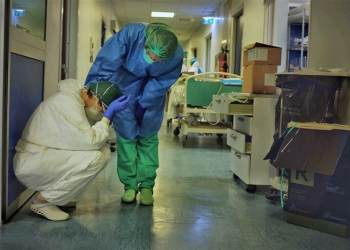 Γιατροί κουρασμένοι