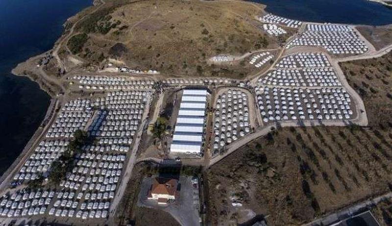 Προσφυγικό, hot spot, Καρά Τεπέ, Λέσβος