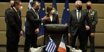 Νίκος Παναγιωτόπουλος και Φλοράνς Παρλί