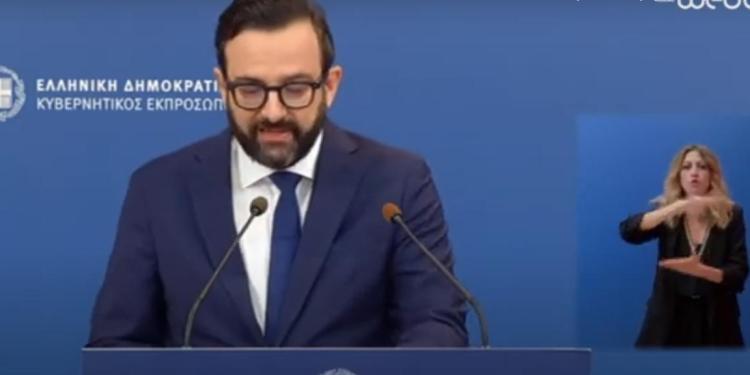 Παραιτήθηκε ο κυβερνητικός εκπρόσωπος Χρήστος Ταραντίλης