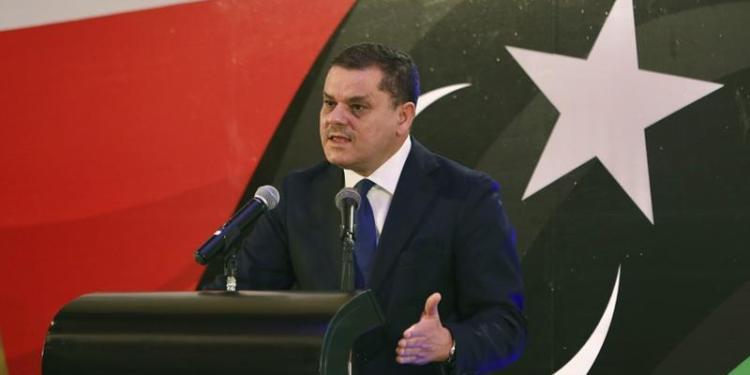 Αμπντελ Χαμίμπ Νειμπά, Απέκτησε κυβέρνηση η Λιβύη