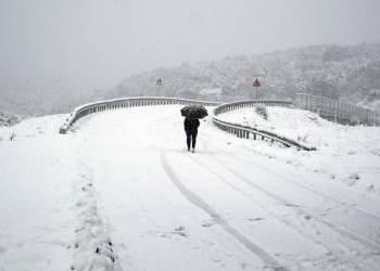 Χιόνια, κακοκαιρία Μήδεια