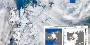 Copernicus: Ο Αρκτικός Ωκεανός χωρίς πάγο